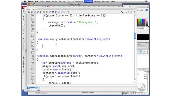 Playing again: ActionScript 3.0 Projects: Game Development