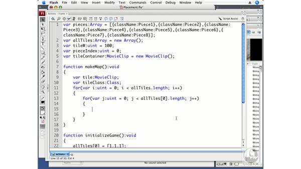 Placing tiles: ActionScript 3.0 Projects: Game Development