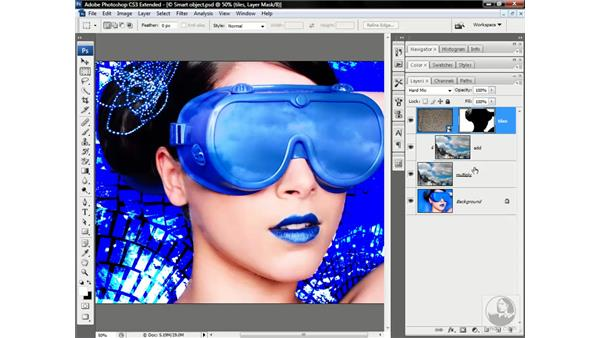 The Fill Opacity Eight: Photoshop CS3 Channels & Masks: Advanced Techniques