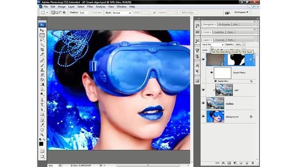 Blending Smart Filters: Photoshop CS3 Channels & Masks: Advanced Techniques