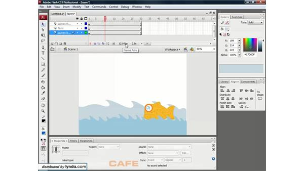 The Timeline: Flash CS3 for Designers