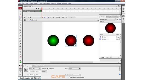 Symbols: Flash CS3 for Designers