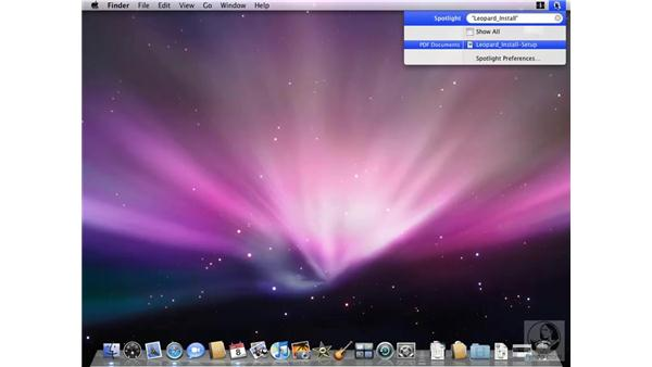 Unlocking the power of Spotlight: Mac OS X 10.5 Leopard New Features