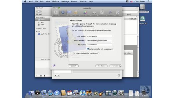 : Mac OS X 10.5 Leopard Essential Training