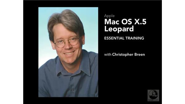 Goodbye: Mac OS X 10.5 Leopard Essential Training