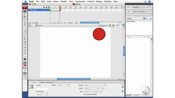 Exploring the Flash interface: Flash CS3 Professional Fundamentals