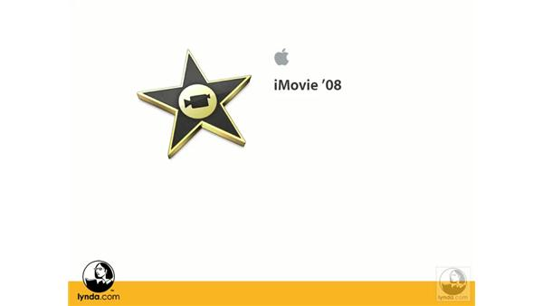 Who is iMovie '08 for?: iMovie '08 Essential Training