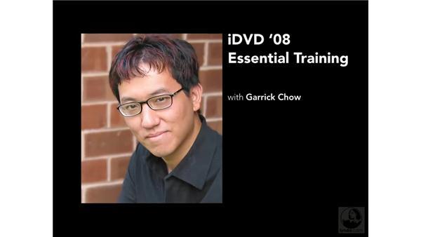 Goodbye: iDVD '08 Essential Training