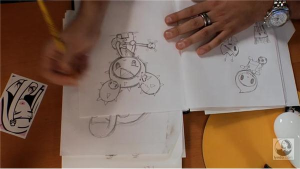 Simone's Sketchbook: Cactus Rocker: Creative Inspirations: tokidoki, Character Illustrator