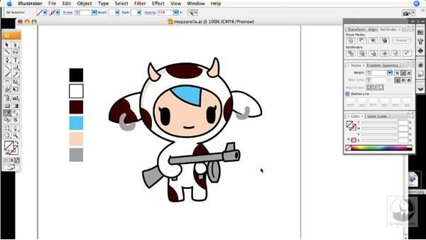 Mozzarella: Preparing for Production: Creative Inspirations: tokidoki, Character Illustrator