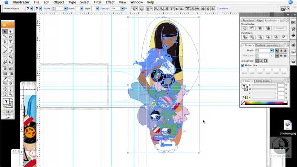 Skate Deck: Shaping the Design: Creative Inspirations: tokidoki, Character Illustrator