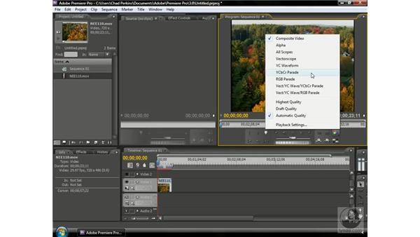 Understanding the YUV color space: Premiere Pro CS3 Beyond the Basics