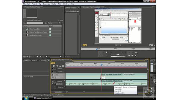 Patching audio tone that clashes: Premiere Pro CS3 Beyond the Basics
