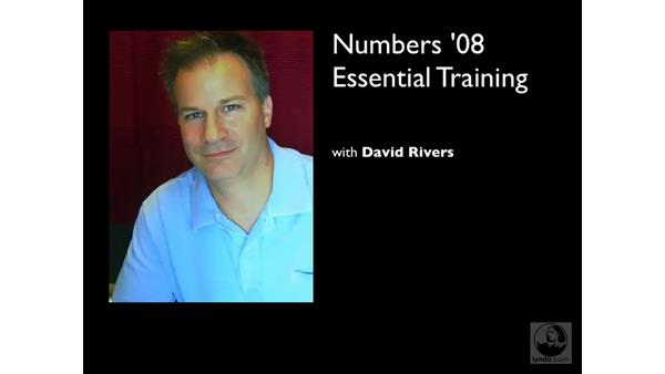 Welcome: Numbers '08 Essential Training