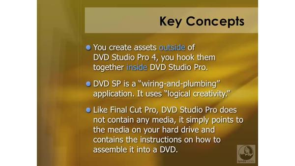 Welcome: DVD Studio Pro 4 Essential Training