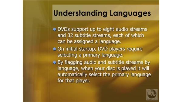 Introducing subtitles: DVD Studio Pro 4 Essential Training