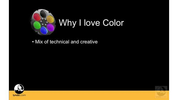 Welcome: Getting Started with Apple Color