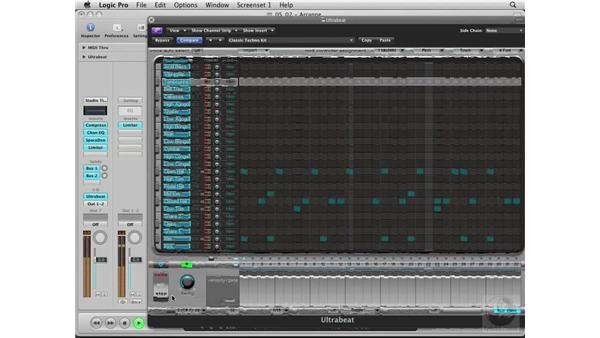 : Logic Pro 8 Essential Training