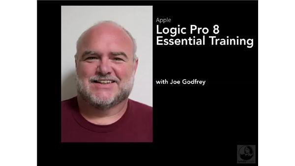 Goodbye: Logic Pro 8 Essential Training