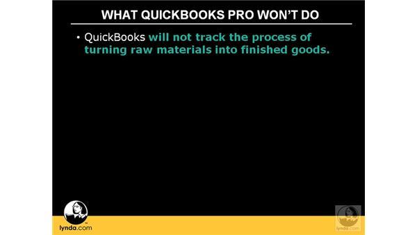 Understanding QuickBooks Pro: QuickBooks Pro 2008 Essential Training