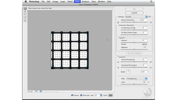 Reducing chromatic aberrations: Photoshop CS3 Extended for BioMedical Research