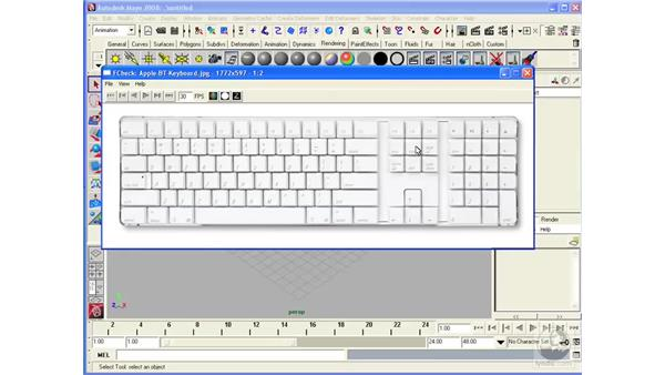Understanding Mac and PC differences: Maya 2008 Essential Training