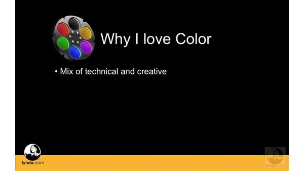 Welcome: Apple Color Essential Training