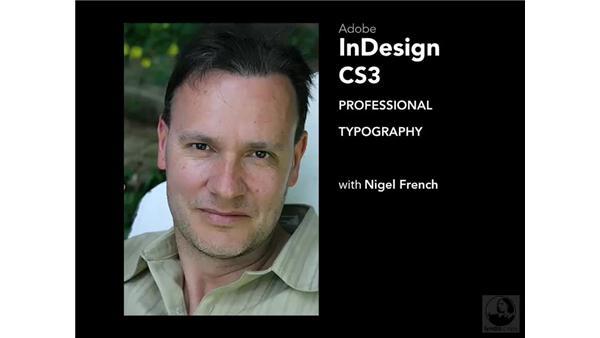 Goodbye: InDesign CS3 Professional Typography