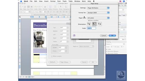 How To Change Page Orientation In Microsoft Word 2008 For Mac