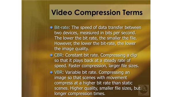 Understanding compression terminology: Compressor 3 Essential Training