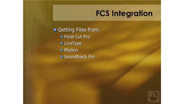 Understanding FCS Integration: Compressor 3 Essential Training