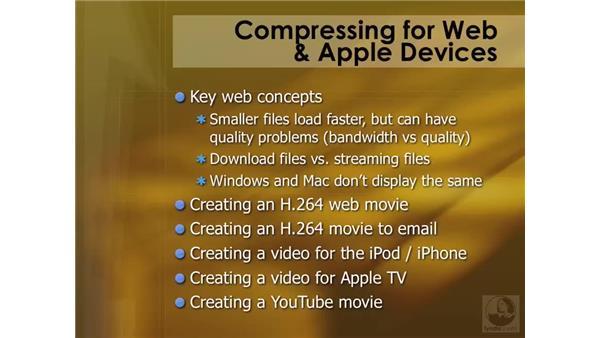 Understanding key web concepts: Compressor 3 Essential Training