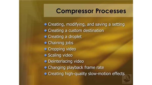 Understanding the Compressor process: Compressor 3 Essential Training