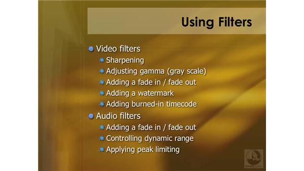 Using Filters: Compressor 3 Essential Training