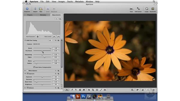 Processing RAW 2.0: Aperture 2 New Features