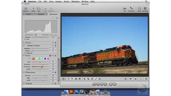 Understanding the Color Picker: Aperture 2 New Features