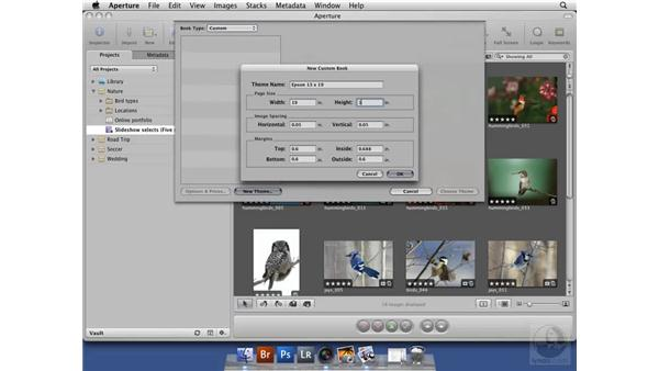 Enhanced layout options: Aperture 2 New Features