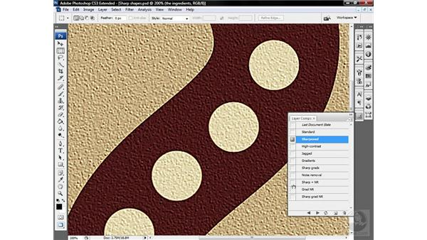 Understanding sharpening and noise reduction: Photoshop CS3 Sharpening Images