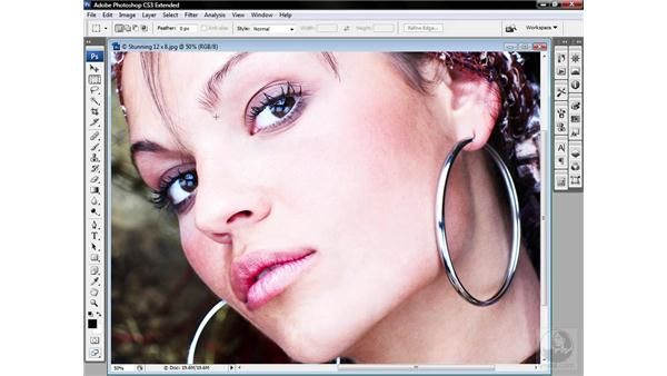 Calculating the actual print size: Photoshop CS3 Sharpening Images
