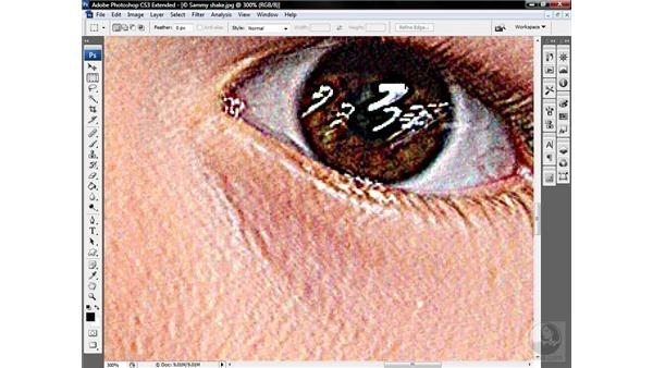 Using Luminance Sharpening: Photoshop CS3 Sharpening Images