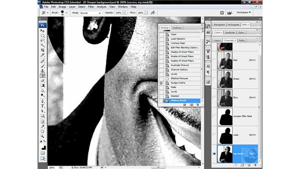 : Photoshop CS3 Sharpening Images
