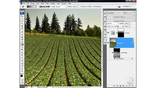 Restoring much-needed antialiasing: Photoshop CS3 Sharpening Images