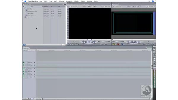 Working with HDV : Final Cut Pro 6 Workflow