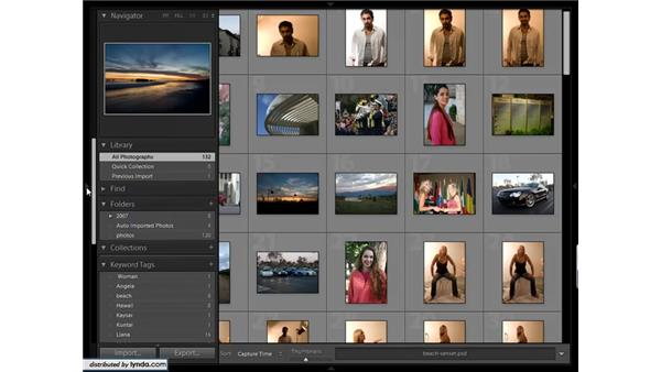 Working with the panels efficiently: Lightroom 1.3 for Digital Photographers