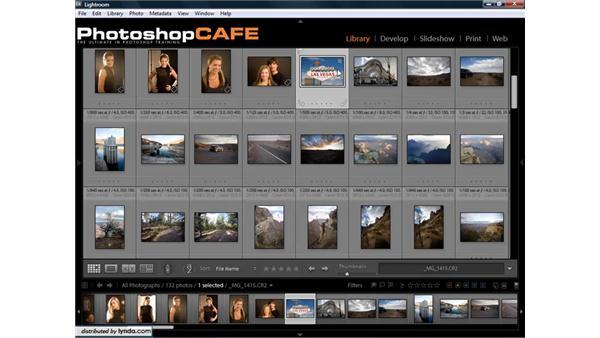 Understanding previews: Lightroom 1.3 for Digital Photographers