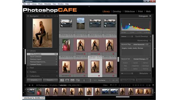 Making molehills out of mountains: Lightroom 1.3 for Digital Photographers