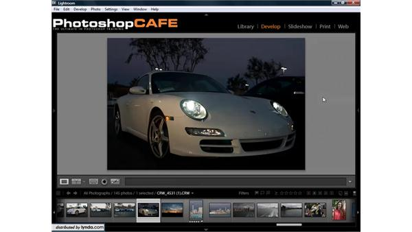 Practical and creative cropping: Lightroom 1.3 for Digital Photographers