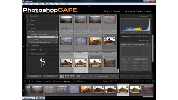 Understanding virtual copies: Lightroom 1.3 for Digital Photographers