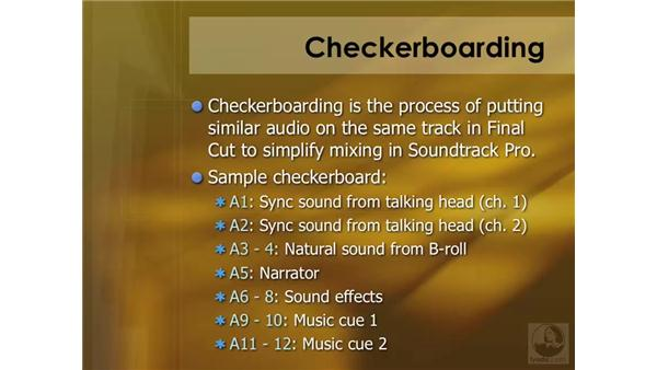 Round-tripping: Soundtrack Pro 2 Essential Training