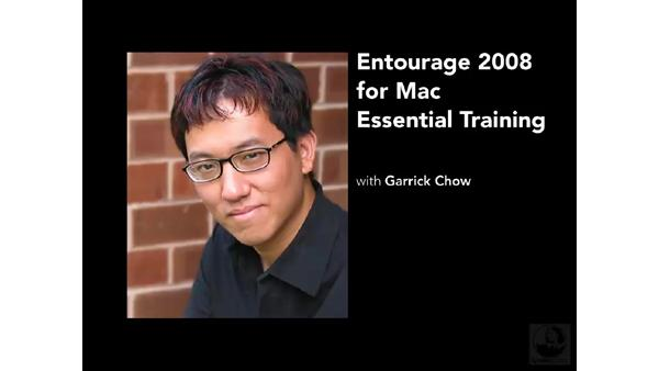 Welcome: Entourage 2008 for Mac Essential Training